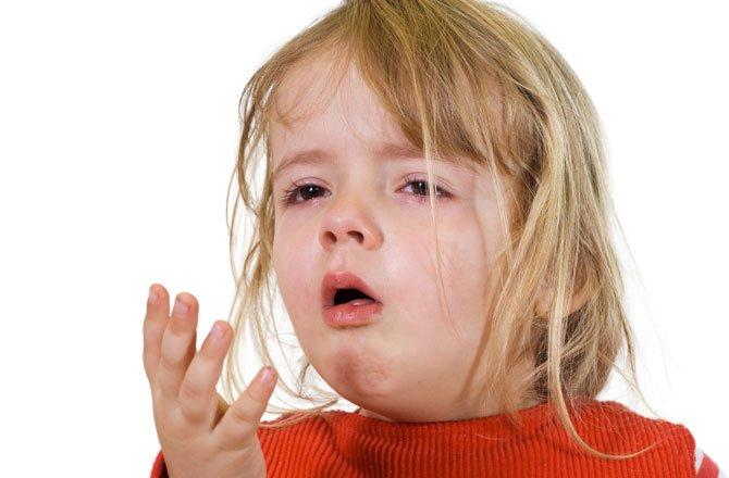 Sípoló köhögés gyereknél